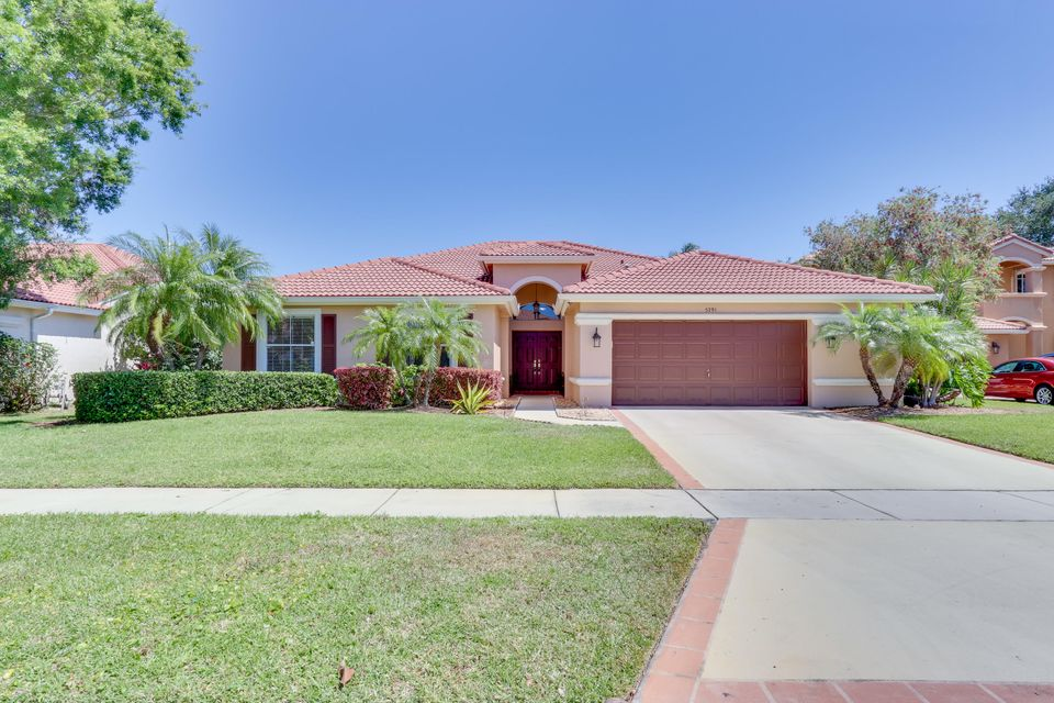 Home for sale in WINSTON TRAILS PAR 10 Lake Worth Florida