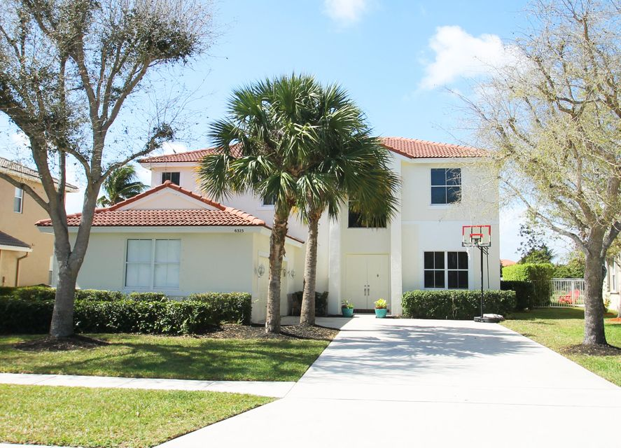 Home for sale in Shadow Creek Lake Worth Florida