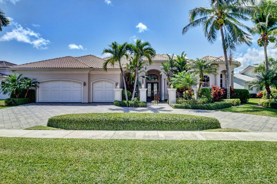 4820 Cherry Laurel Lane  Delray Beach, FL 33445