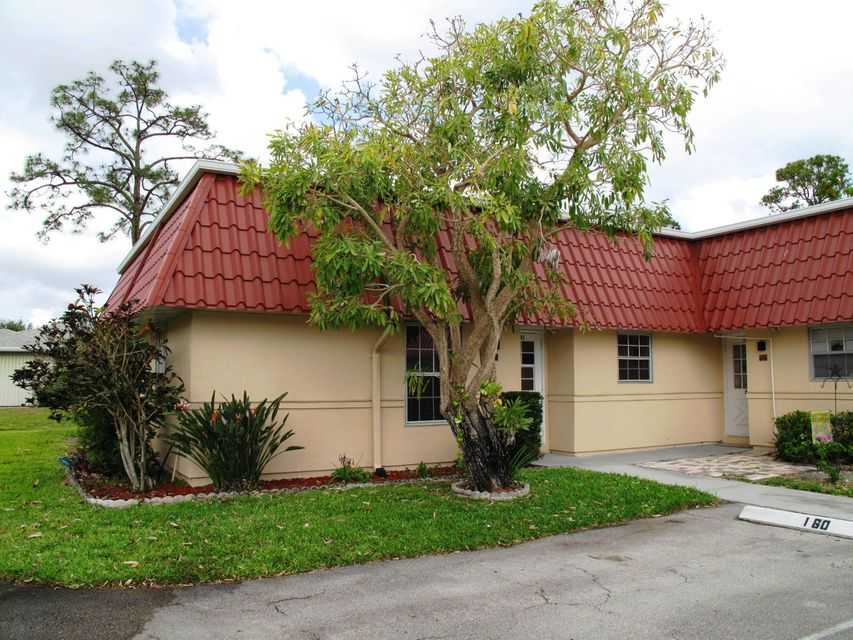 160 Amherst Lane  Lake Worth, FL 33467
