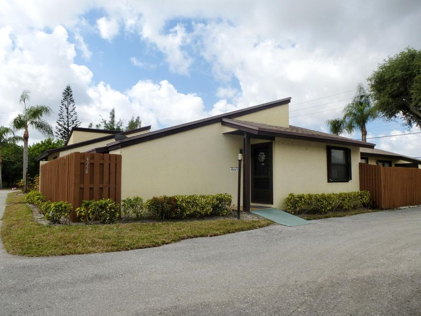 Home for sale in Foxwood Estates West Palm Beach Florida