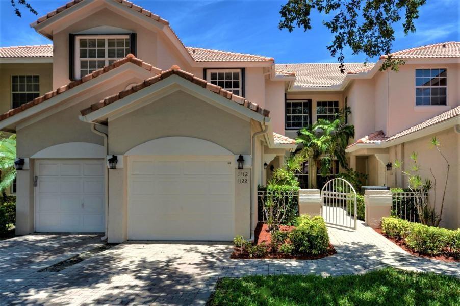 6584 Villa Sonrisa Drive 1122  Boca Raton FL 33433