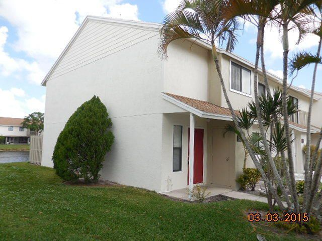 3304 Poolside Drive 4 , Greenacres FL 33463 is listed for sale as MLS Listing RX-10420316 1 photos