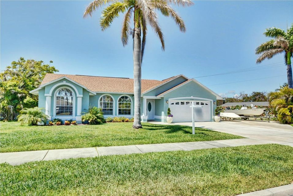 Home for sale in Beachcomber Phase 1 Fort Pierce Florida