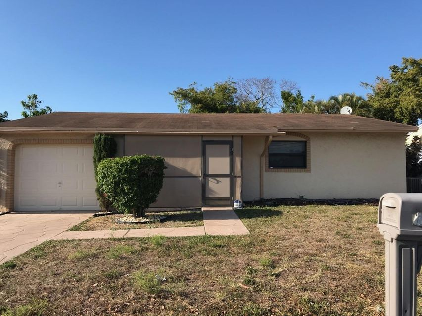 Home for sale in ORIOLE MARGATE SEC 5 Margate Florida