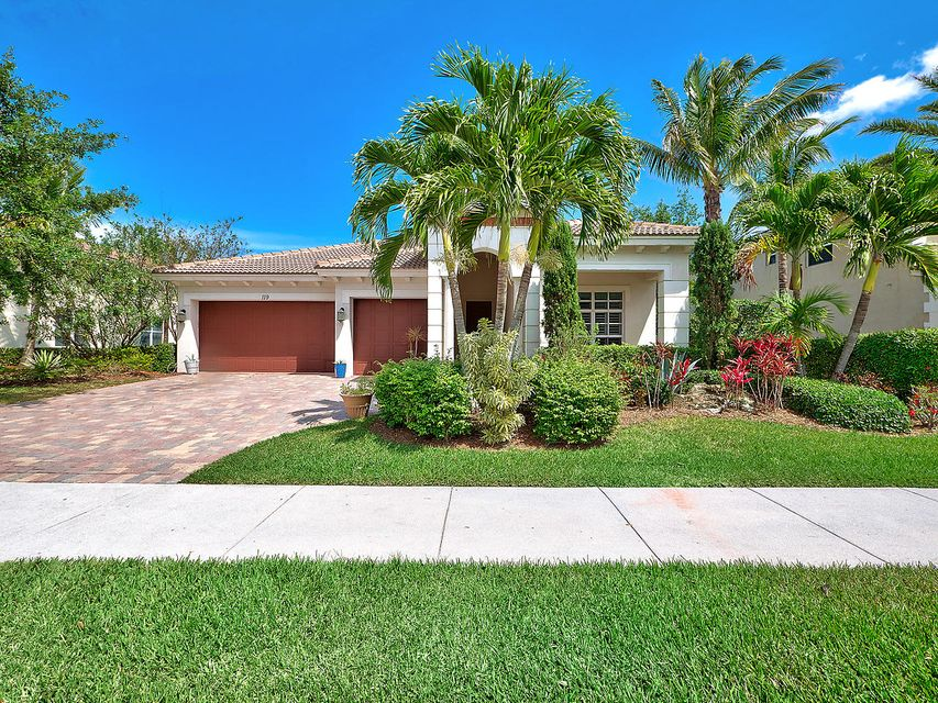 119 Andros Harbour Place  Jupiter FL 33458
