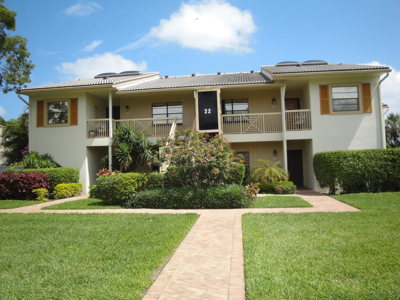 22 Eastgate Drive B  Boynton Beach FL 33436