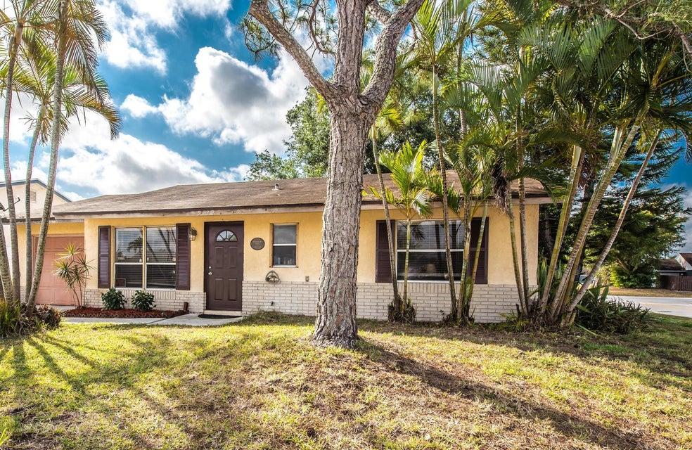 5632 Jarrand Way Lake Worth, FL 33463 photo 1