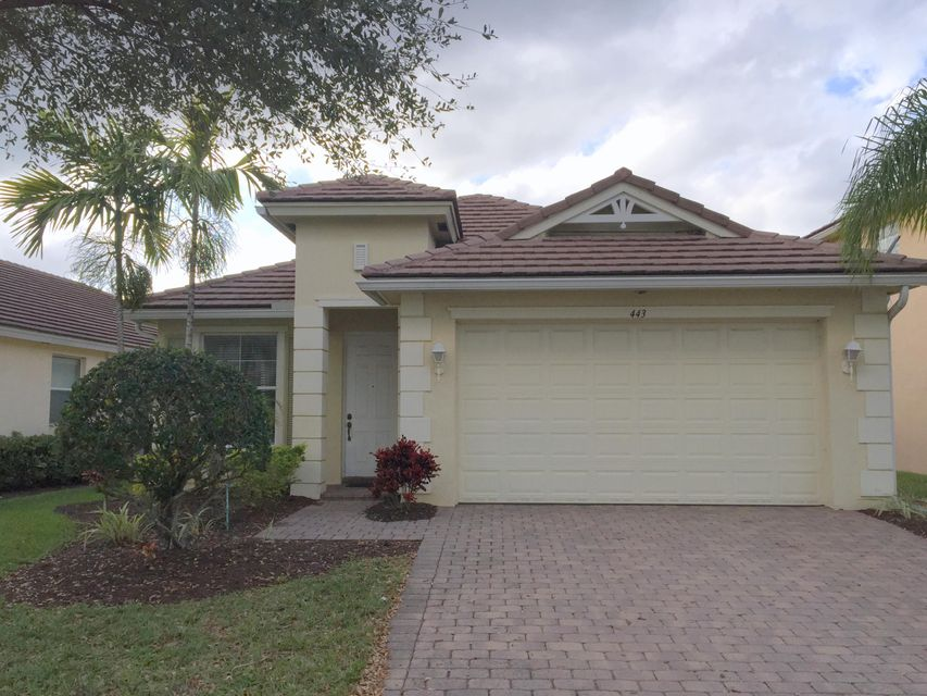 443 Belle Grove Lane  Royal Palm Beach, FL 33411