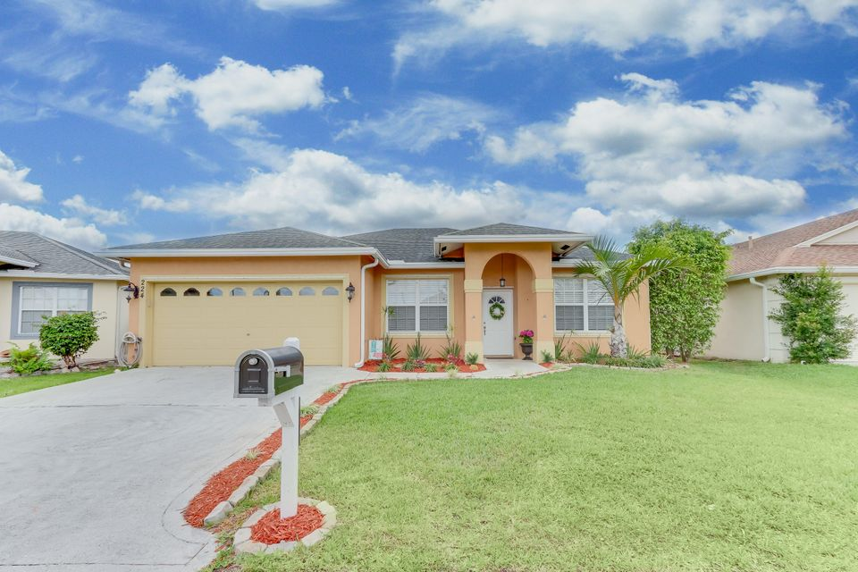 Home for sale in Olive Tree Normandy Isles Greenacres Florida