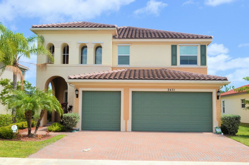 2431 Bellarosa Circle  Royal Palm Beach, FL 33411
