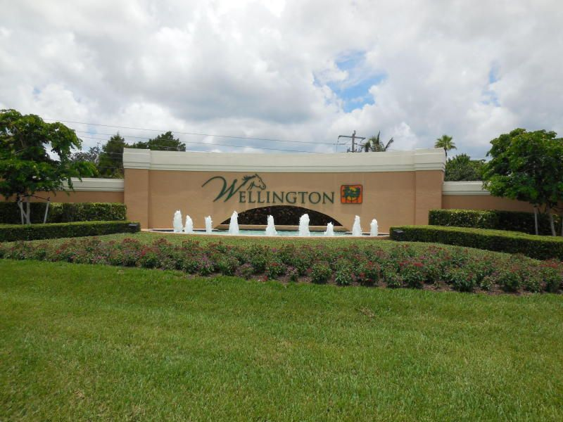 Home for sale in ARISSA CONDO PLACE Wellington Florida