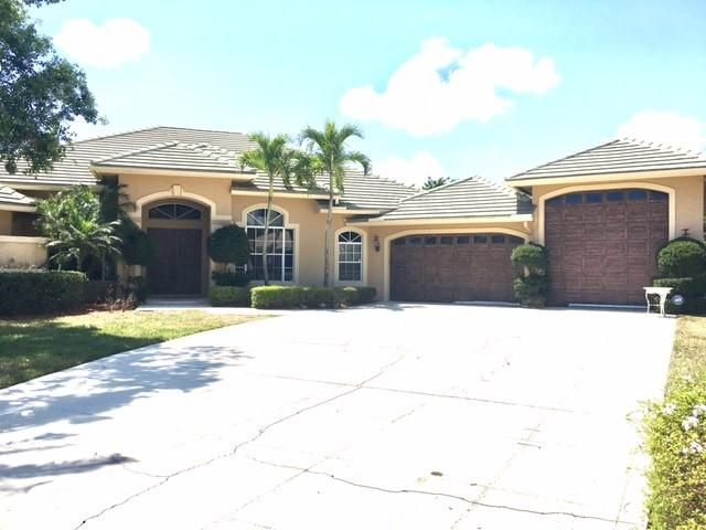 Home for sale in Palm Cove Jupiter Florida