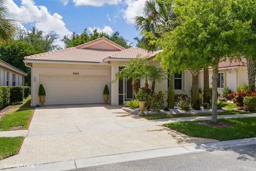 9662 Sandpiper Lane  West Palm Beach, FL 33411