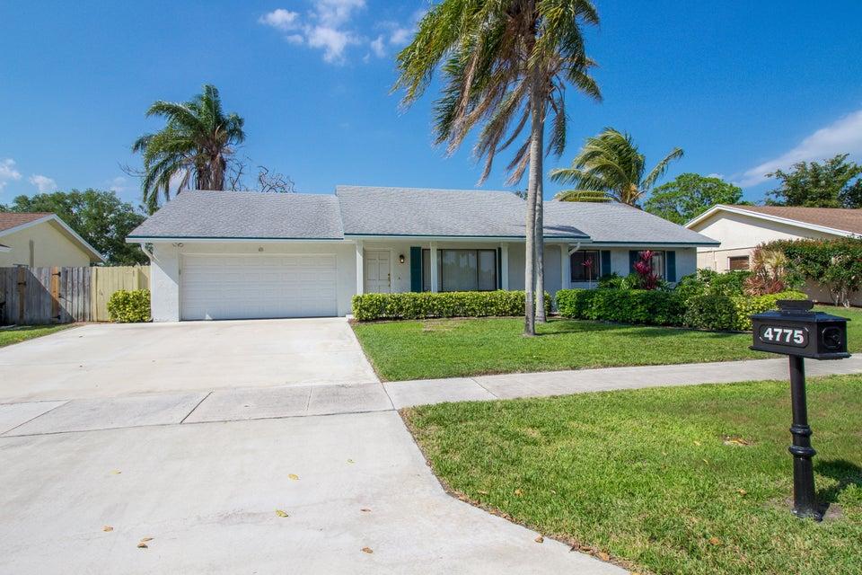 4775 Sugar Pine Drive  Boca Raton FL 33487