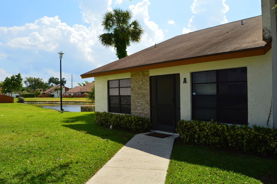 Home for sale in Parkside Green West Palm Beach Florida