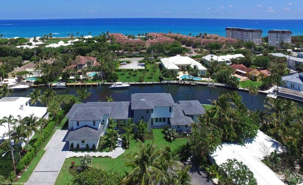 16  Sabal Island Drive , Ocean Ridge FL 33435 is listed for sale as MLS Listing RX-10421973 photo #1