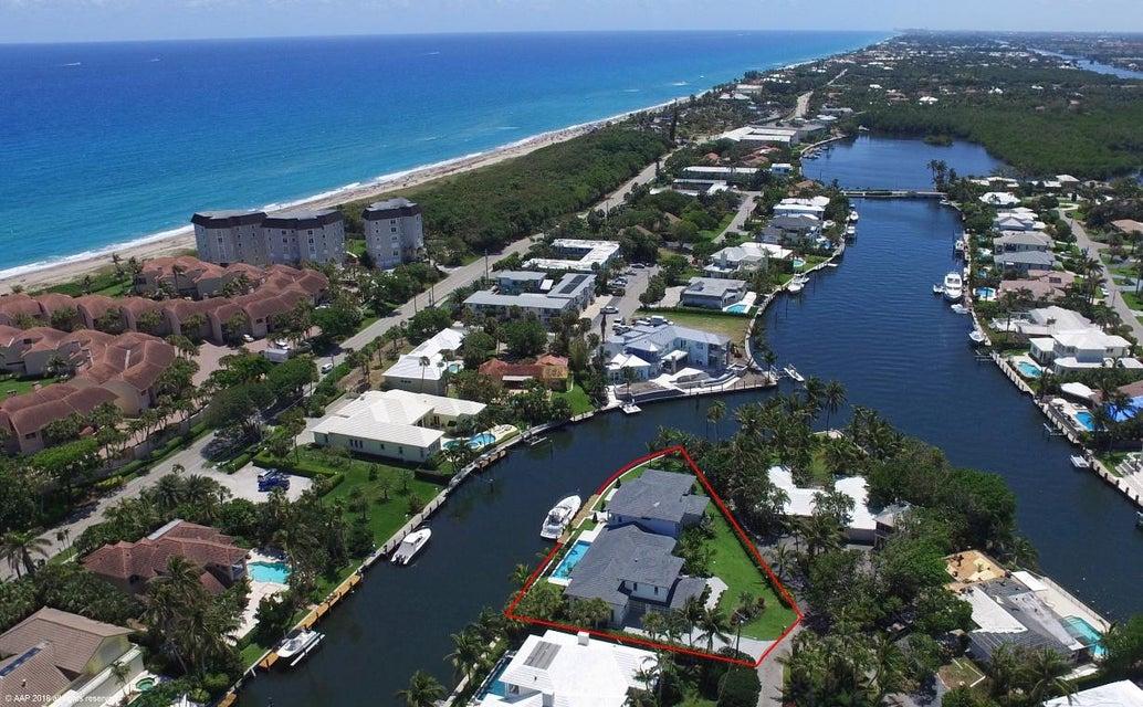 16  Sabal Island Drive , Ocean Ridge FL 33435 is listed for sale as MLS Listing RX-10421973 photo #2