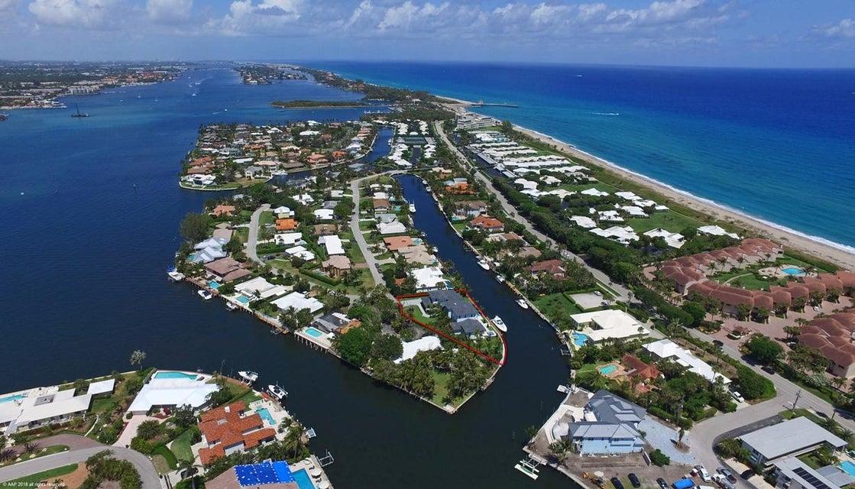 16  Sabal Island Drive , Ocean Ridge FL 33435 is listed for sale as MLS Listing RX-10421973 photo #37