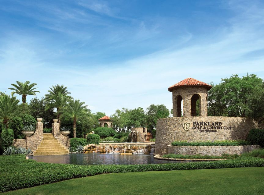 PARKLAND COUNTRY CLUB HOMES