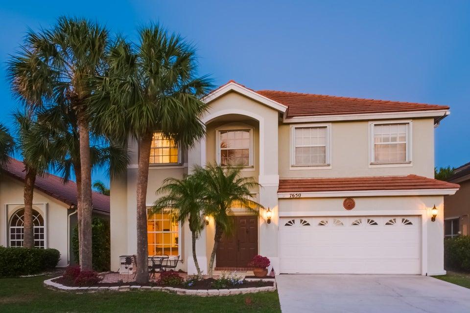 7650 Brunson Circle  Lake Worth, FL 33467