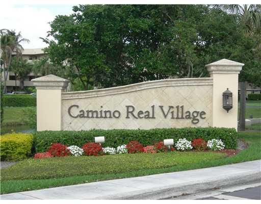 Home for sale in Camino Real Village Boca Raton Florida