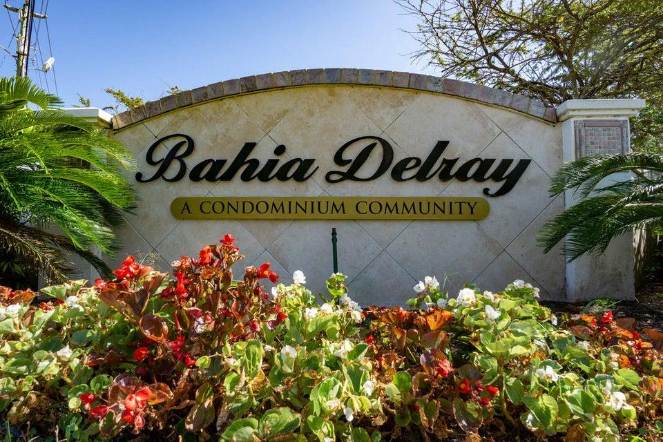Bahia At Delray Condo 1335 Crystal Way