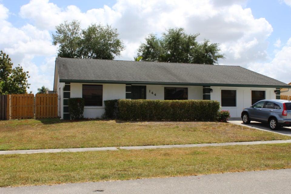 144 Cortes Avenue  Royal Palm Beach, FL 33411