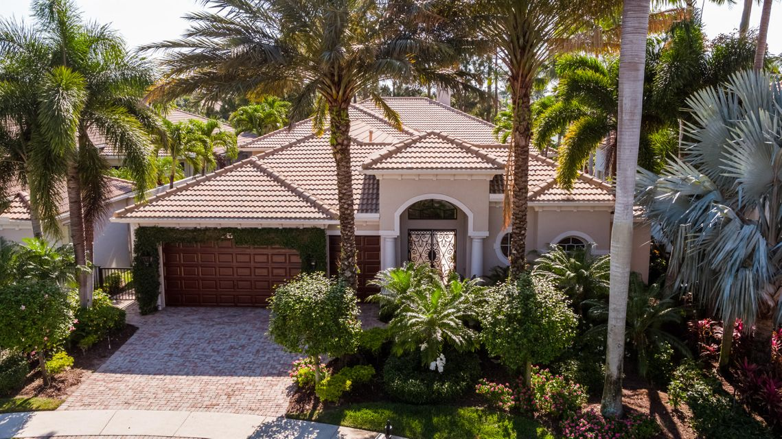 Single Family Home for Sale at 240 Montant Drive 240 Montant Drive Palm Beach Gardens, Florida 33410 United States