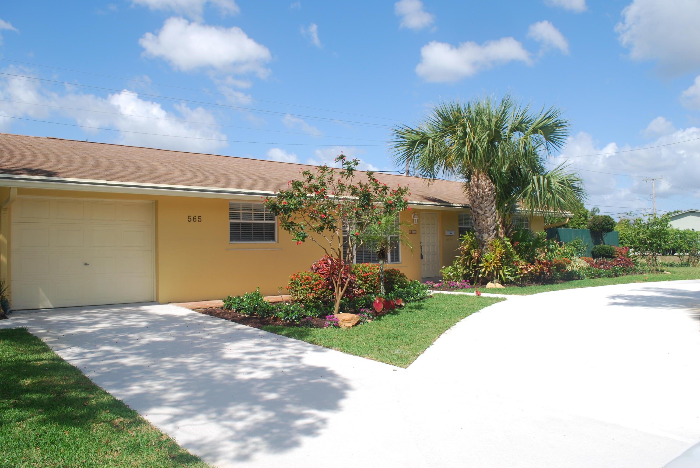 565 Holly Drive  Palm Beach Gardens FL 33410