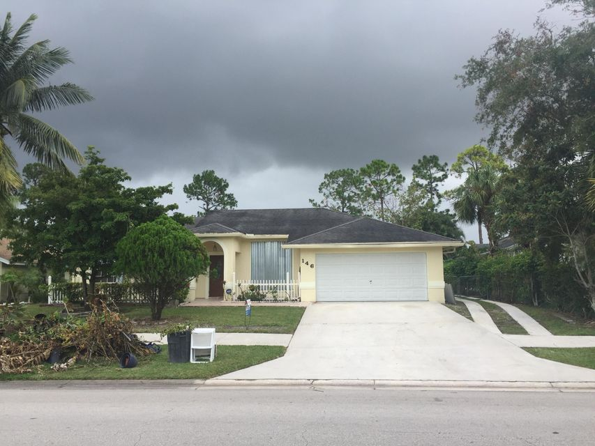 146 Sparrow Drive  Royal Palm Beach FL 33411