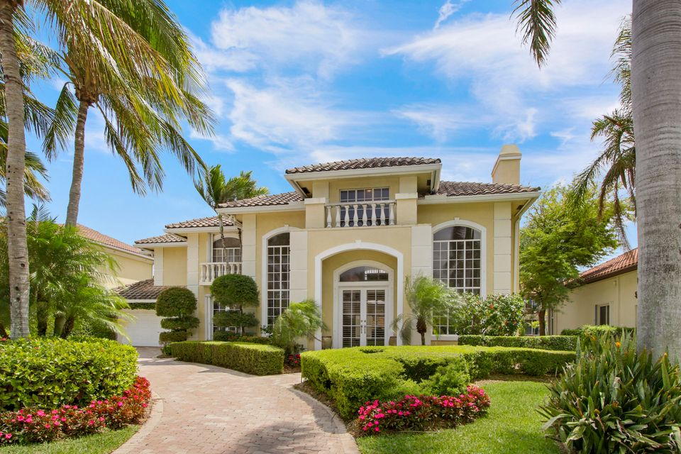 Home for sale in Tropic Isle Delray Beach Florida