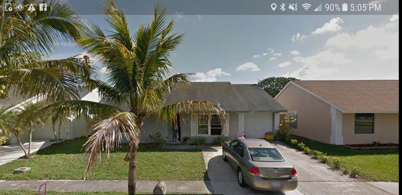 Home for sale in LANTANA HOMES 4 Lake Worth Florida