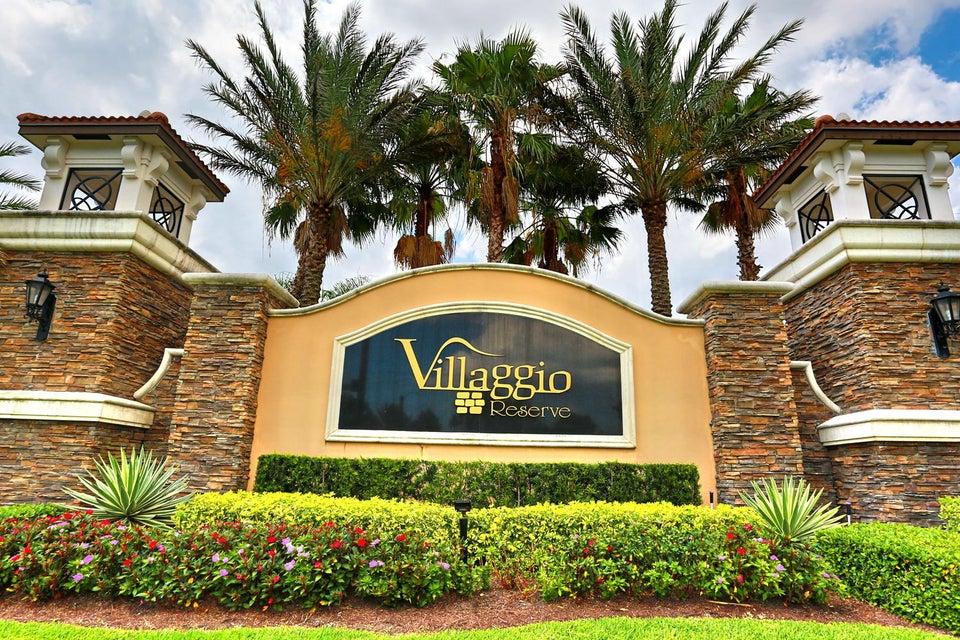 VILLAGGIO RESERVE home 14840 Via Porta Delray Beach FL 33446