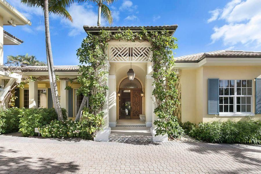 243  Merrain Road , Palm Beach FL 33480 is listed for sale as MLS Listing RX-10423054 photo #1