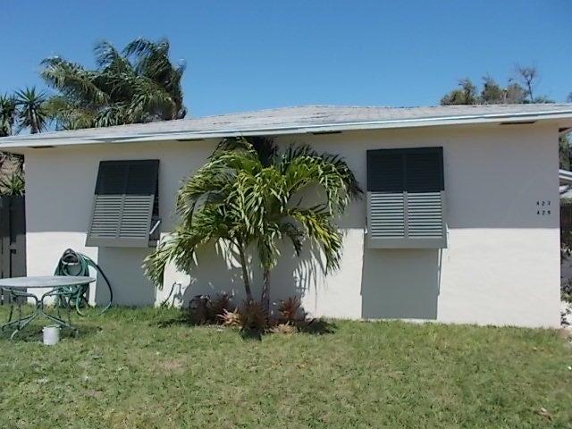 427 Conniston Road  West Palm Beach, FL 33405
