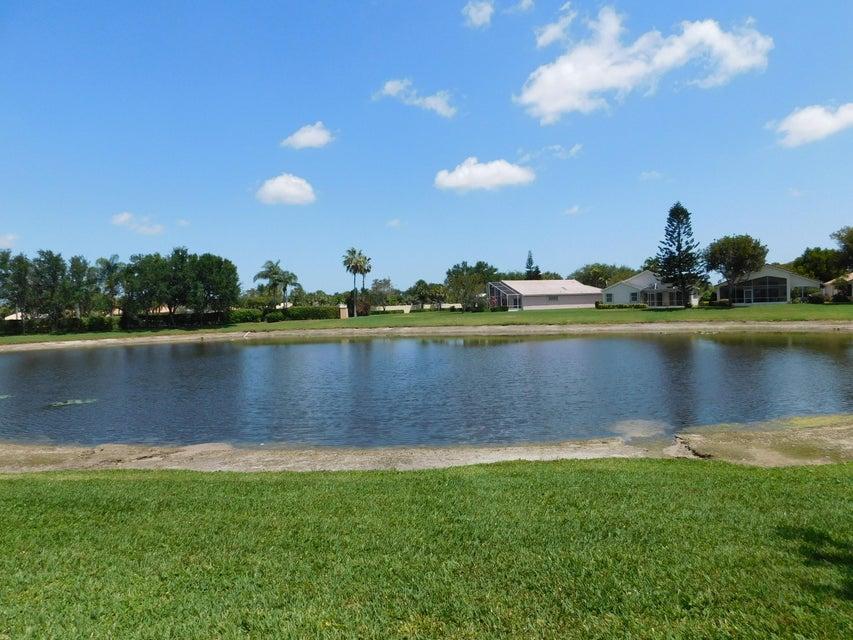 CORAL LAKES home 6329 Coral Reef Terrace Boynton Beach FL 33437