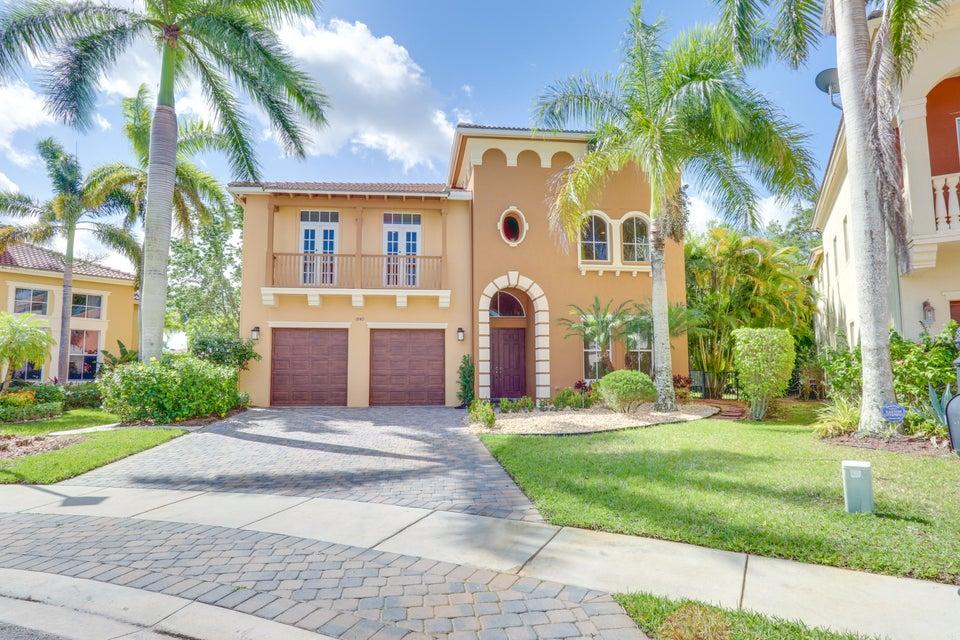 Home for sale in Worthington Estates Royal Palm Beach Florida