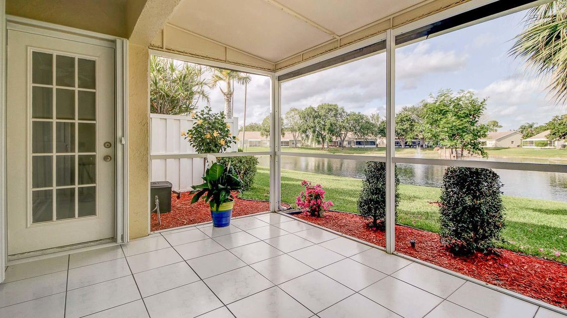 Home for sale in The Manors Of Wedgewood Lakes Lake Worth Florida