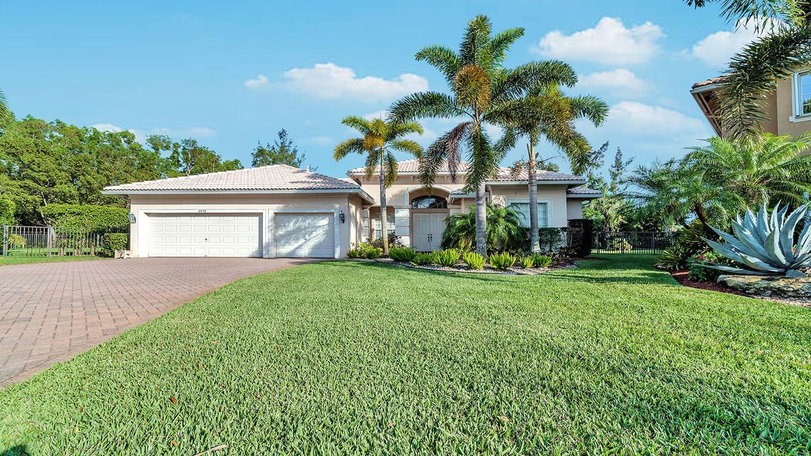 4090 Cedar Creek Ranch Circle  Lake Worth, FL 33467