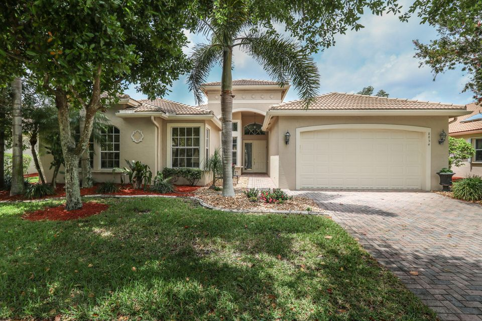 VALENCIA SHORES 1 home 8854 Majorca Bay Drive Lake Worth FL 33467