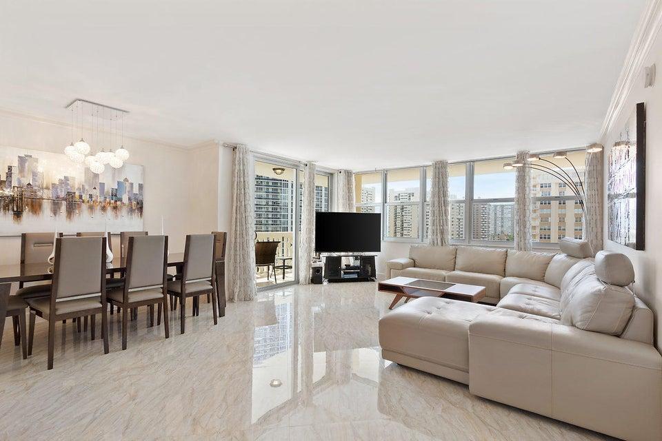 Condominium for Sale at 1825 S Ocean Drive # 1014 1825 S Ocean Drive # 1014 Hallandale Beach, Florida 33009 United States