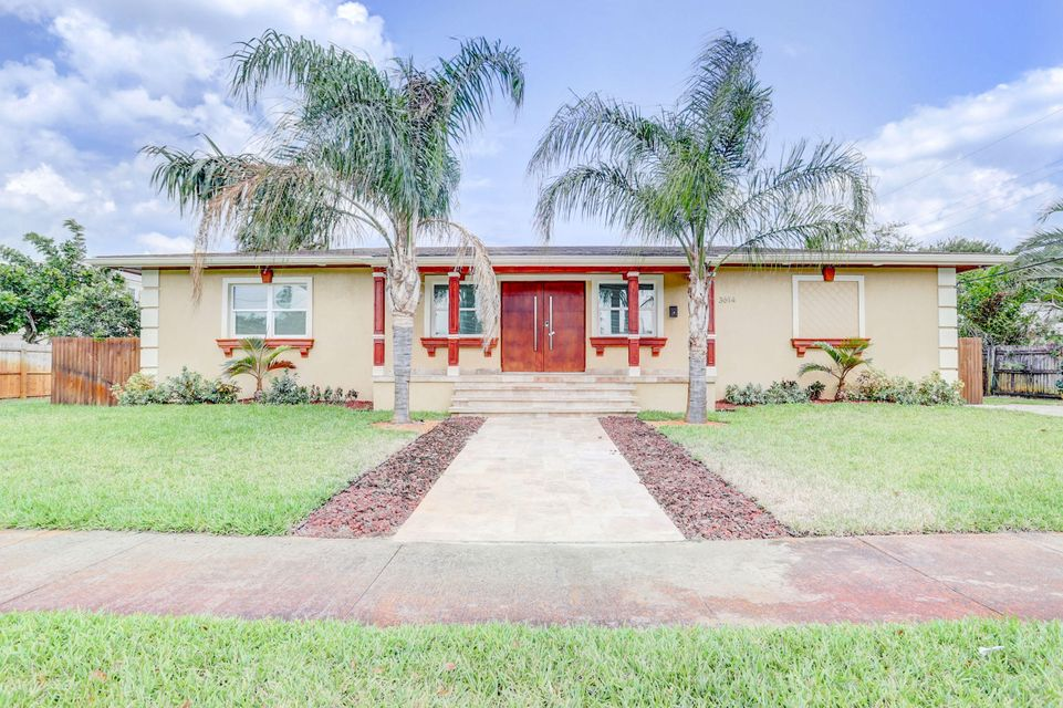 3614 Poinsettia Avenue A  West Palm Beach FL 33407