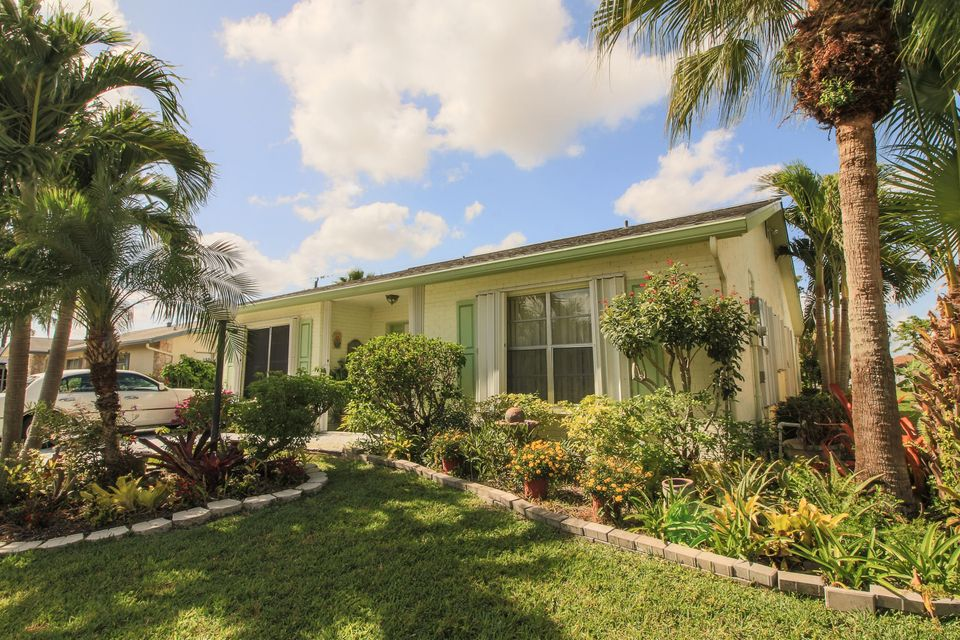 Home for sale in LUCERNE HOMES EAST 2 Lake Worth Florida