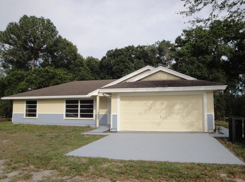 Home for sale in Jenner Development Loxahatchee Groves Florida