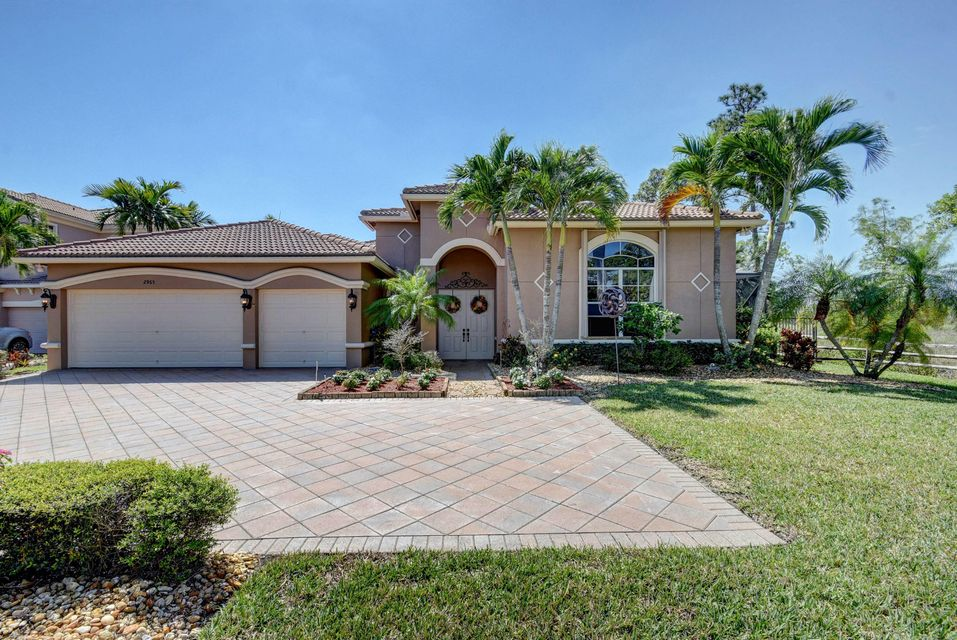 2965 Fontana Place West Palm Beach, FL 33411 photo 5