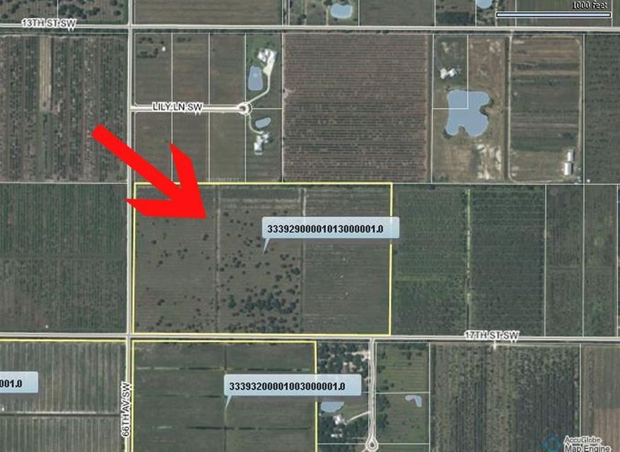 Land for Sale at 00 17th Street 00 17th Street Vero Beach, Florida 32968 United States