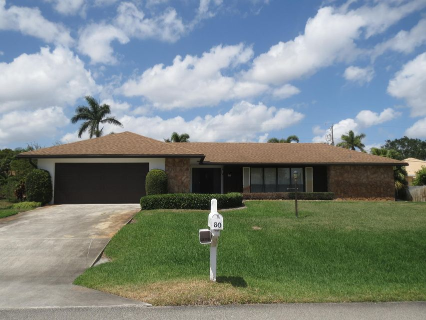 80 W Rubber Tree Drive , Lake Worth FL 33467 is listed for sale as MLS Listing RX-10423959 6 photos