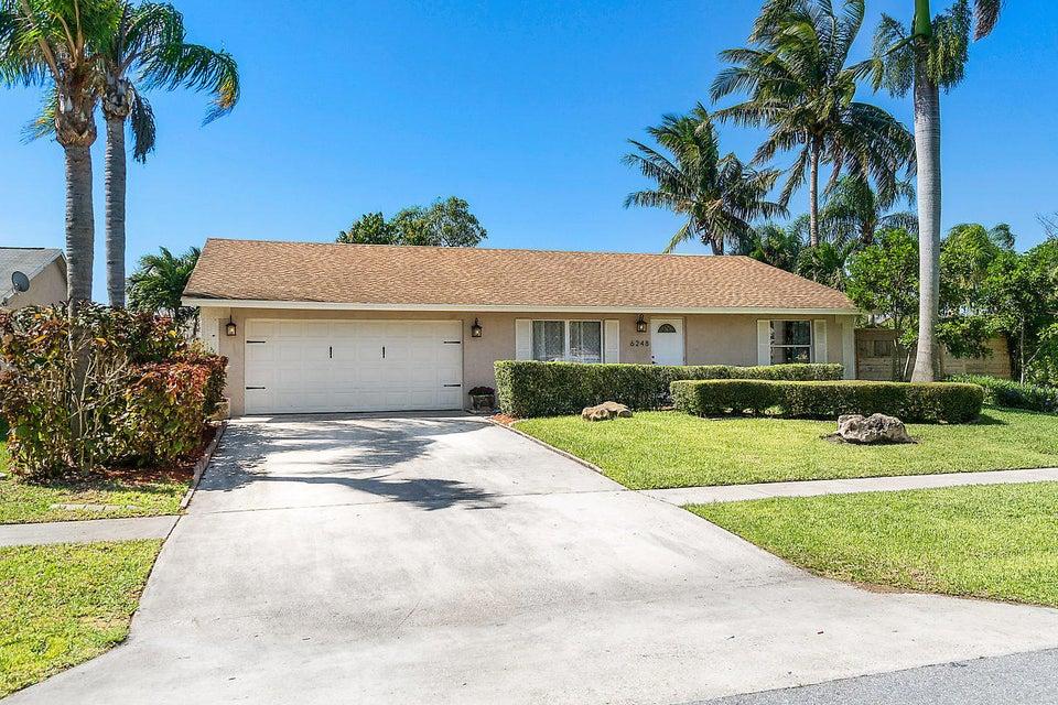 Home for sale in Atlantic Estates Lake Worth Florida