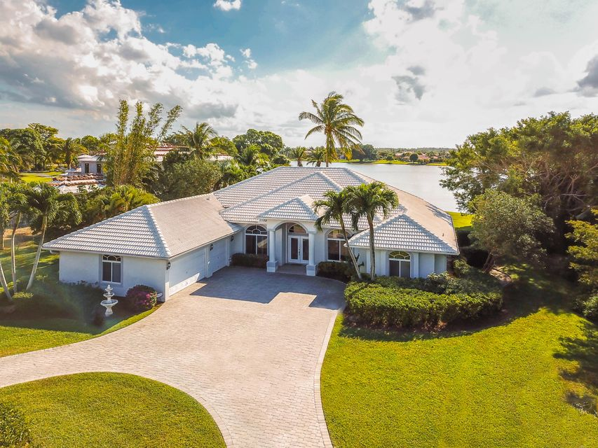 Home for sale in Sherbrooke Estates Lake Worth Florida